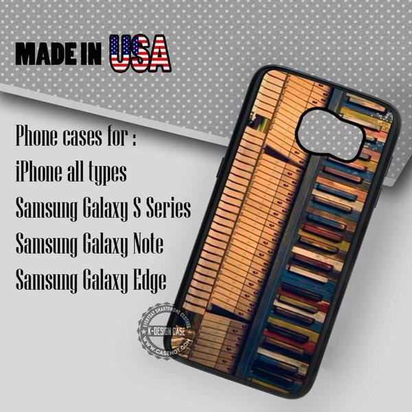 Samsung S7 Case - Piano Music- iPhone Case #SamsungS7Case #cdp #yn