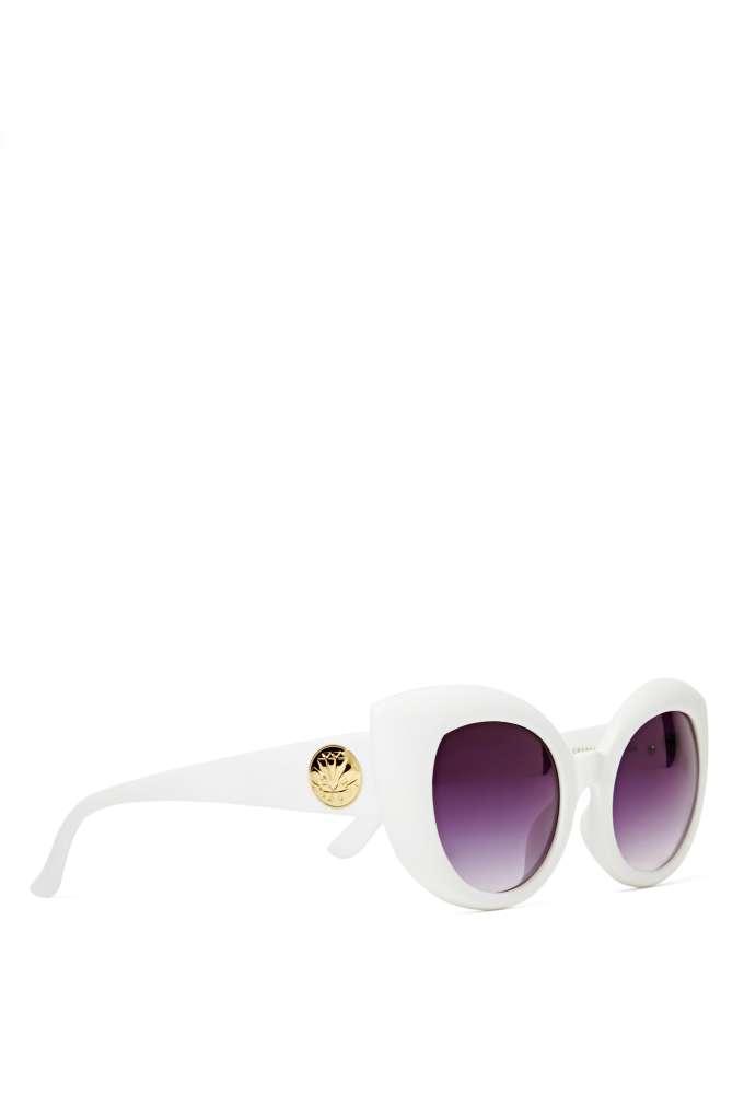 CRAP Eyewear Diamond Brunch Shades | Shop Eyewear at Nasty Gal