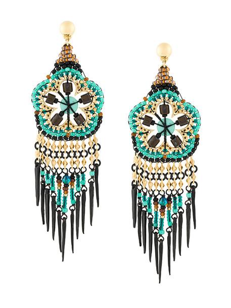 women earrings gold jewels
