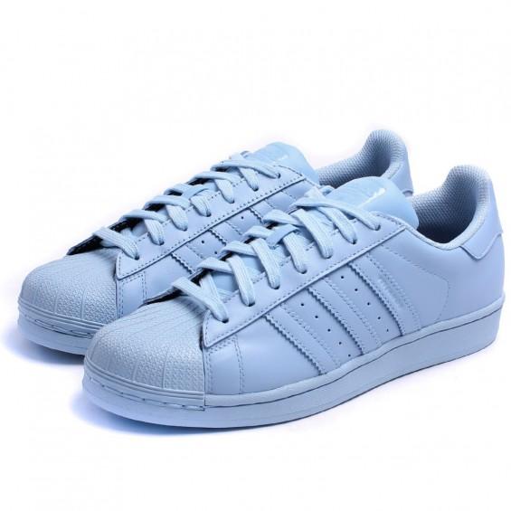 BOOGZEL   Shell Toe Pastel Sneakers