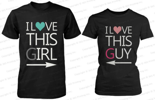His And Her Gifts For Wedding: Matching Couples, His And Hers Shirts, His And Hers Gifts