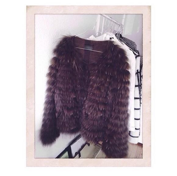 fur jacket winter jacket fluffy faux fur