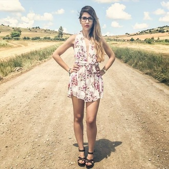 romper multiposition lookbook lookbook store floral floral romper multicolor fashion fashionista fashion and style fashion addict passions for fashion fashion inspo outfit outfit idea tumblr outfit summer outfits cute outfits adorable outfit ootd ootdfashion backless backless dress blogger top blogger lifestyle blogger chic instagram   blogger