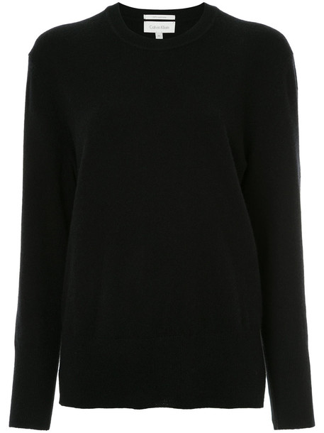 Ck Calvin Klein top long women black