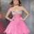 Sweetheart Rhinestone Spaghetti Straps Pink Short Dress [Spaghetti Straps Pink Dress HS 27869] - $132.00 : Discover Unique Dresses Online at PromUnique.com