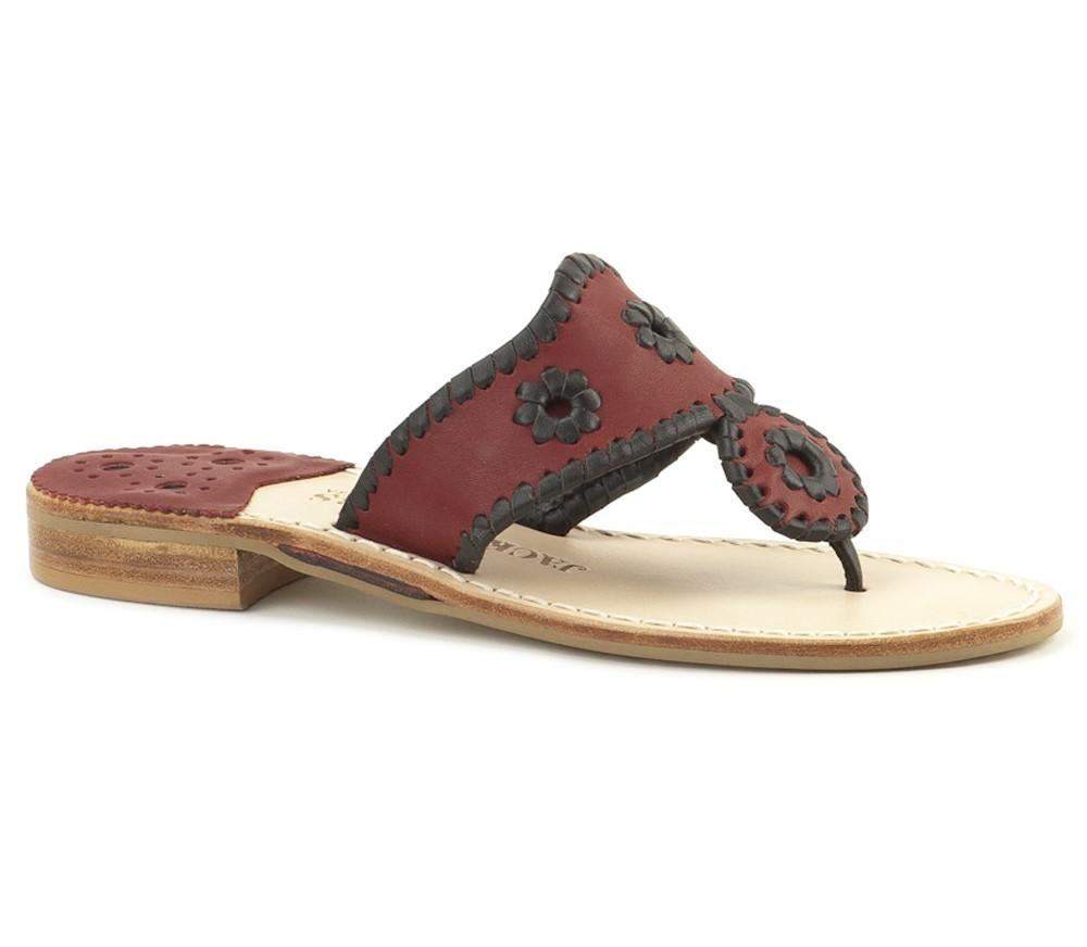 College Colors Navajo Sandal - Jack Rogers - Jackrogersusa.com  - Jack Rogers USA