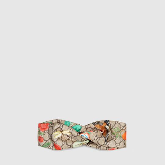 7fd0ab3d43dd01 Gucci - Gucci Tian silk headband