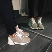 sparkle,pink sneakers,silver sneakers,black jeans,shoes,sneakers,nike sneakers,bright sneakers,white sneakers,glitter,glitter shoes,blue,purple,green,pink,white,tumblr,tumblr clothes,tumblr shoes,instagram,trainers,womens trainers,yeezy,khaki