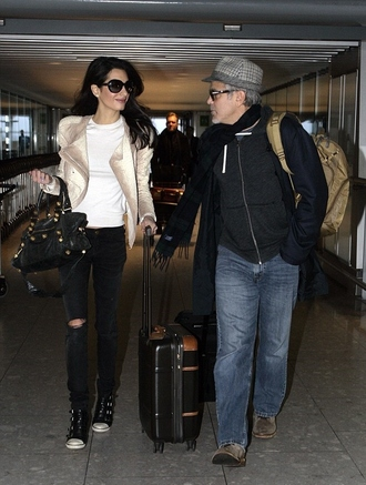 amal clooney sneakers shoes