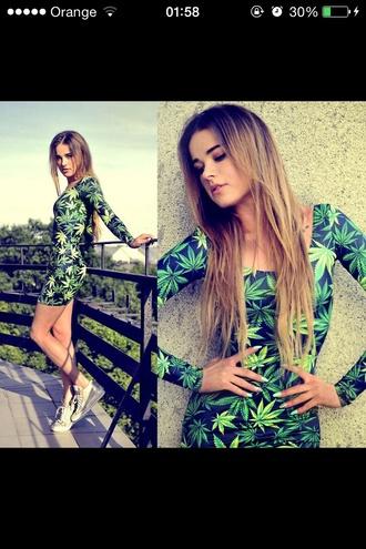 dress marijuana thc weed