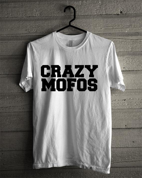 Crazy mofos sweatshirt