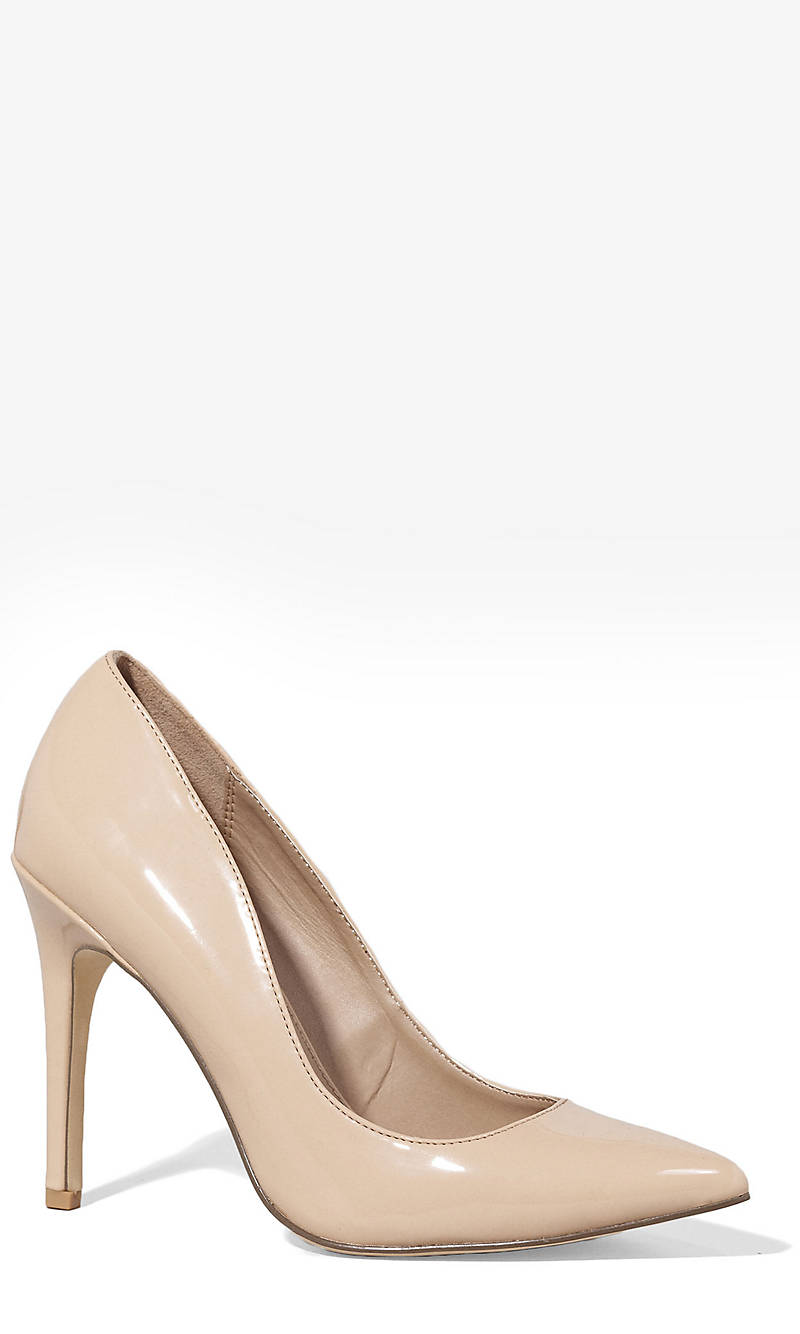 CLASSIC POINTED TOE RUNWAY PUMP from EXPRESS