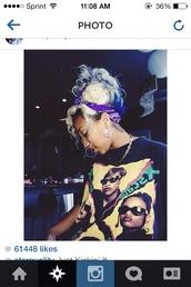 shirt,celebrity,xscape,zonnique