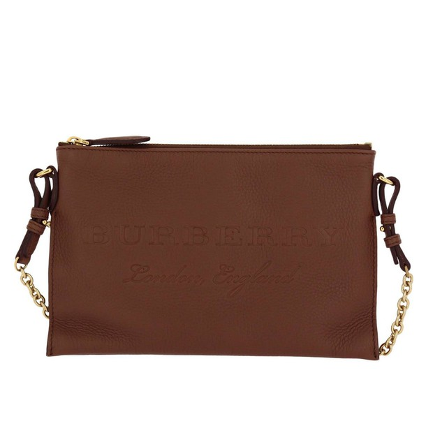 Burberry women leather bag
