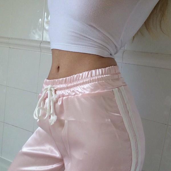 Silky adidas shorts girls - 3 8