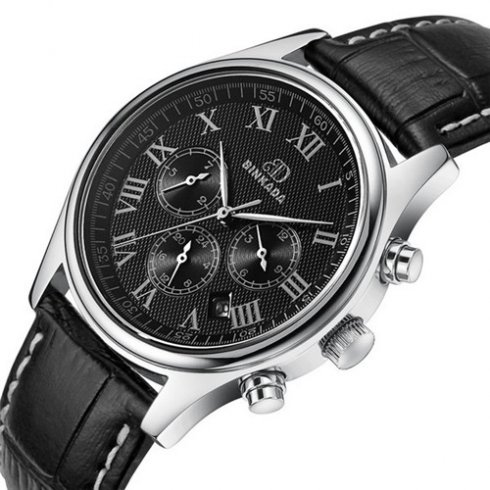 Fashion Mens Leather Belt Mechanical Calendar Watches-LeG39023948927 - $119.33 : Online Shopping for Bags, Jewelry, Watches, Electronics, Clothing on Le-G.com at Discount Prices