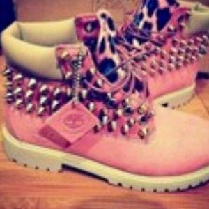Pink Timberland | eBay