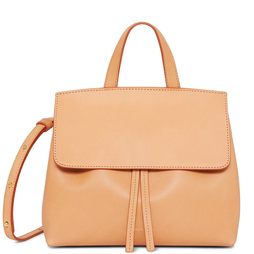 Mansur Gavriel Cammello Mini Mini Lady Bag - Rosa