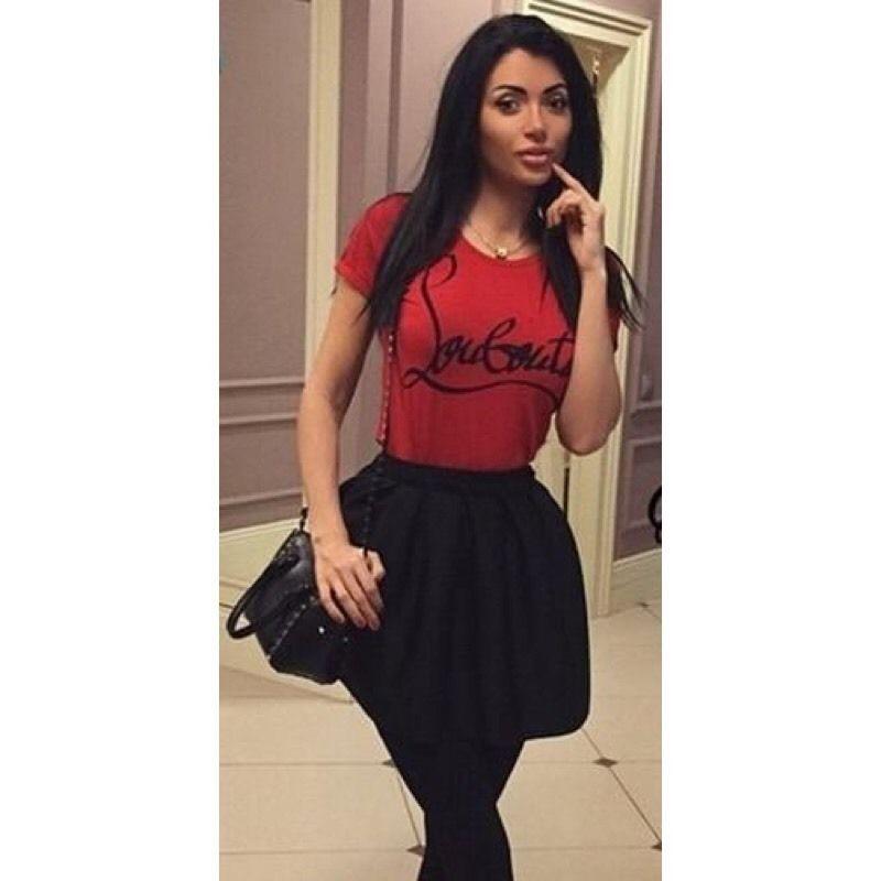 Louboutin T Shirt
