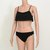 Chicloth Heart Attack Navy Bikini Set