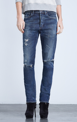 Corey Slouchy Slim in Bourbon - Denim - CITIZENS of HUMANITY