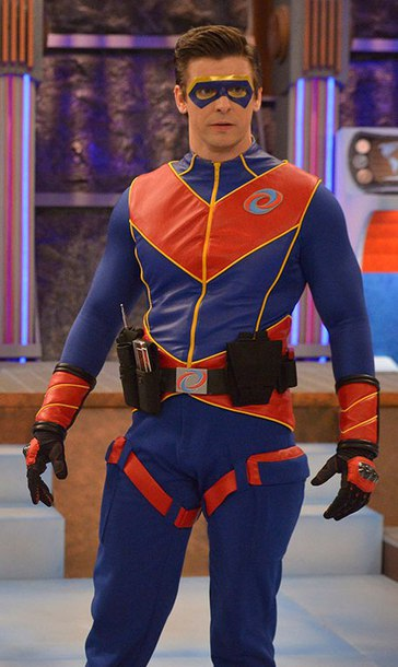 Jacket Captain Man Henry Danger Captain Man Jacket Henry Danger