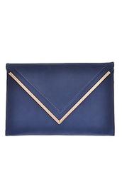 bag,clutch,navy
