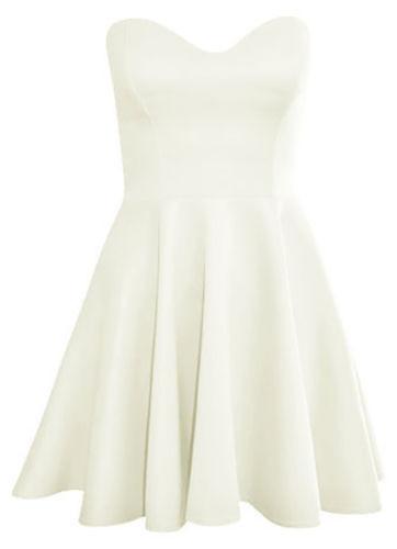 Marilyn sweetheart skater dress