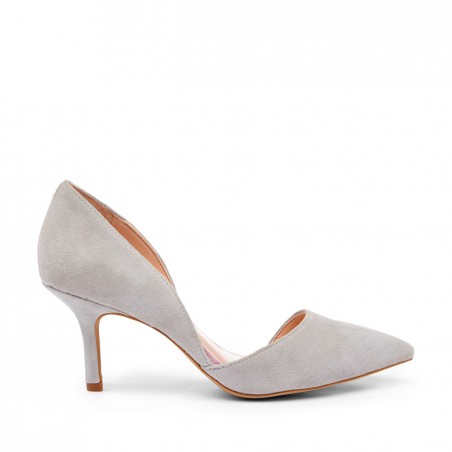 Sole Society - D'orsay pumps - Jenn - Silver Sconce