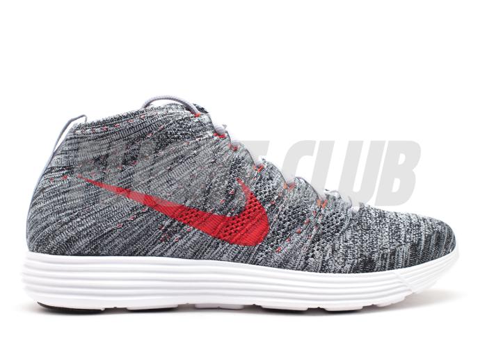 lunar flyknit chukka - wolf grey/wolf grey-blk-white - Flyknit - Nike Running - Nike  | Flight Club