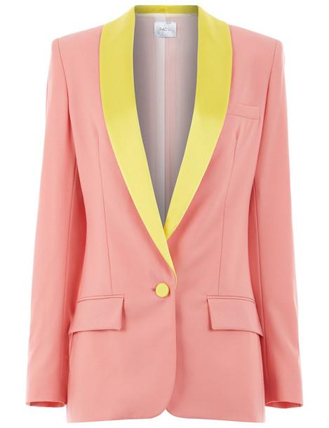 jacket miami pink