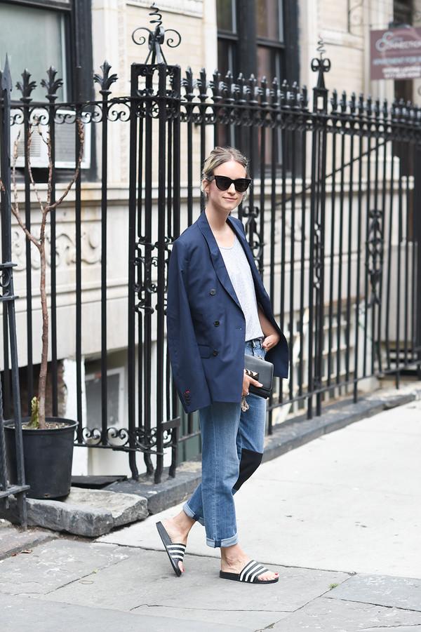 the fashion guitar jeans t-shirt jacket bag sunglasses jewels