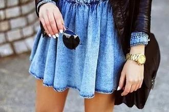 dress long sleeves denim denim dress