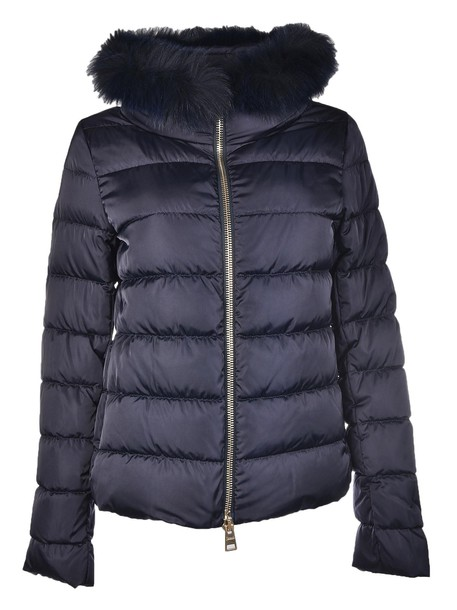 Herno jacket fur faux fur