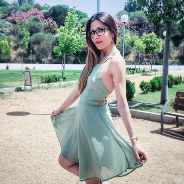 bd02a25ba080 dress sheinside shein sheinlove summer dress cute dress sexy dress party  dress criss cross criss cross