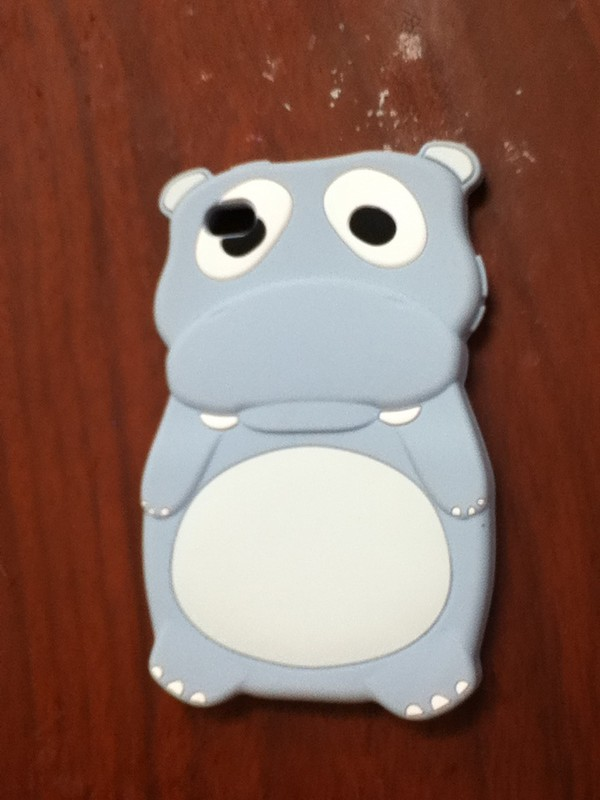 hippo iphone case iphone 5 case