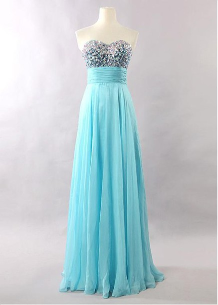 Dress Cheap Long Evening Gowns Empire Style Evening Dresses Prom