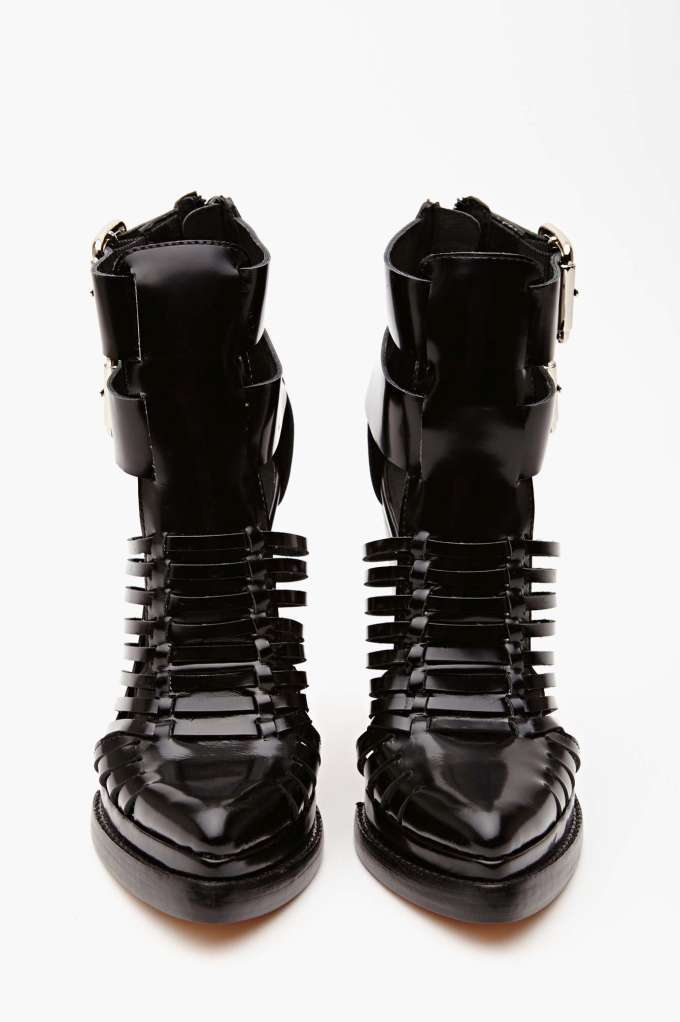 Cantu Cutout Boot | Shop Shoes at Nasty Gal