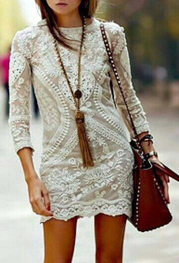 dress undefined lace dress lace up lace white lace dress shirt white dress white streetstyle streetwear