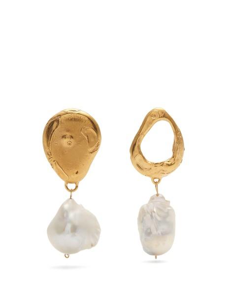 ALIGHIERI earrings gold jewels