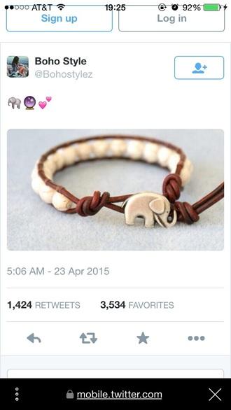 jewels elephant elephant bracelet elephants