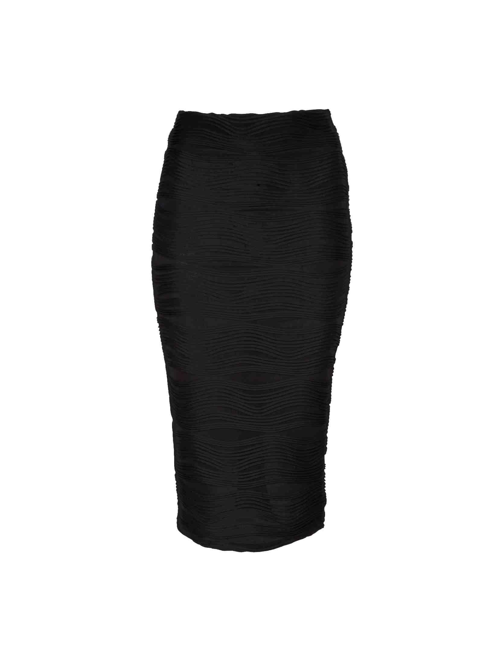 Ripple Wave Skirt | Jane Norman