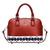 [grxjy5204248]Retro Ethnic Style Contrast Color Handbag Shoulder Messenger Bag