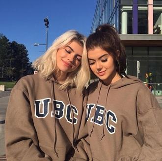 sweater oversized sweater hoodie beige