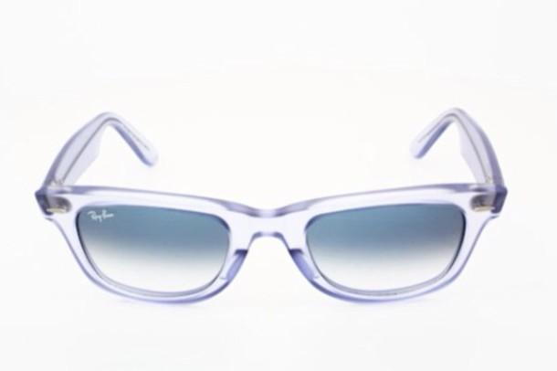 Clear Ray Ban Eyeglasses