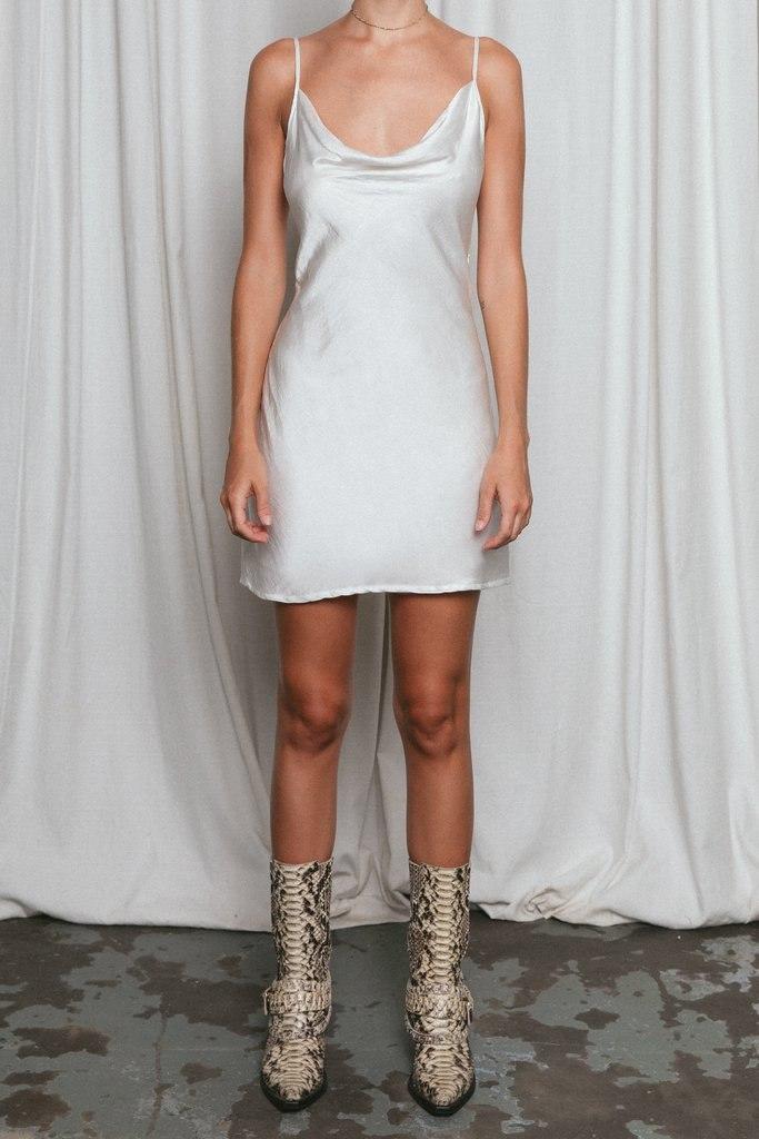 Caccia Mini Slip Dress