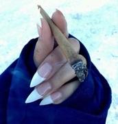 nail accessories,nails,press-on nails,stiletto nails