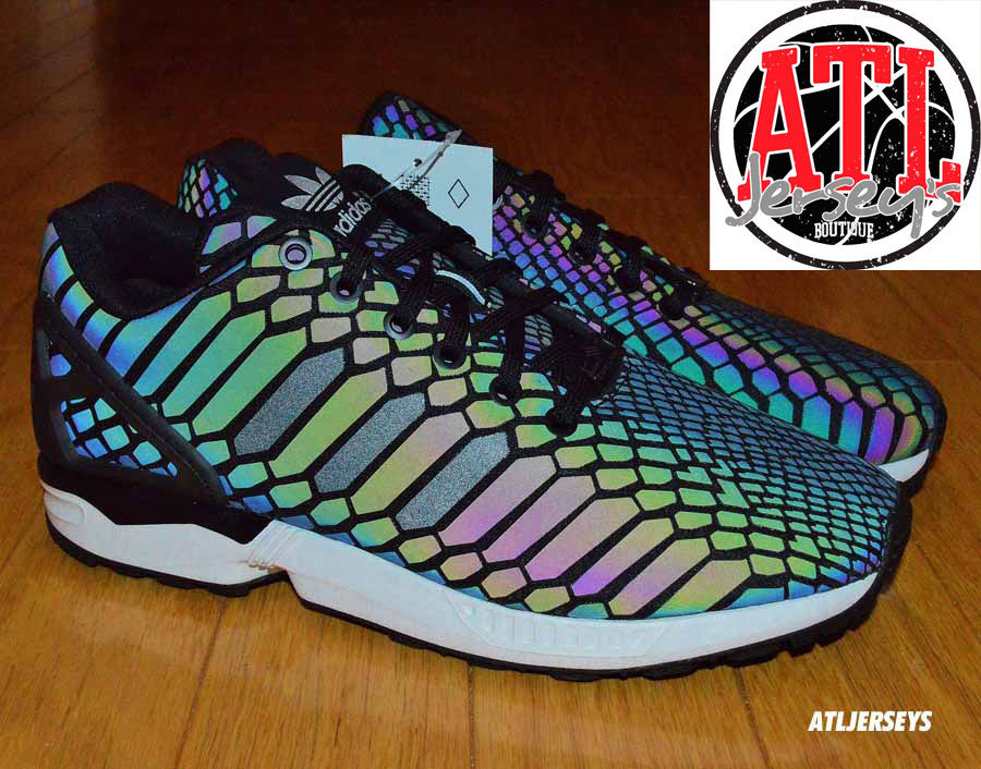 b53c9b83250 Adidas ZX FLUX XENO All Star Reflective AllStar B24441 New Size 8 ...