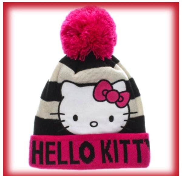 hat hello kitty
