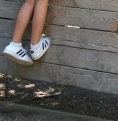 shoes,adidas white